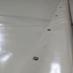 Bâche PVC LAC 650 SL Dickson avec oeillets