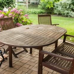 Housse de protection tables et chaises  PVC LAC 650 SL