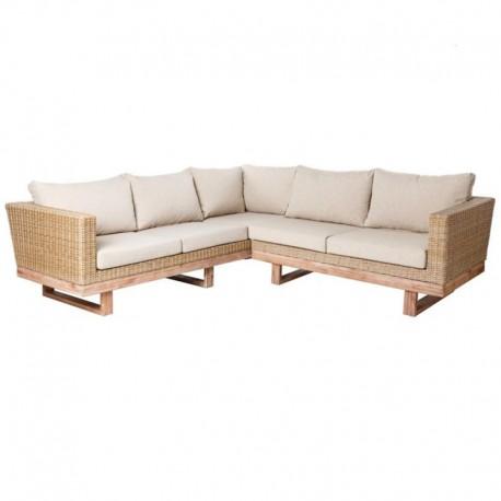 Housse de protection Canapé d'angle Sunbrella Plus